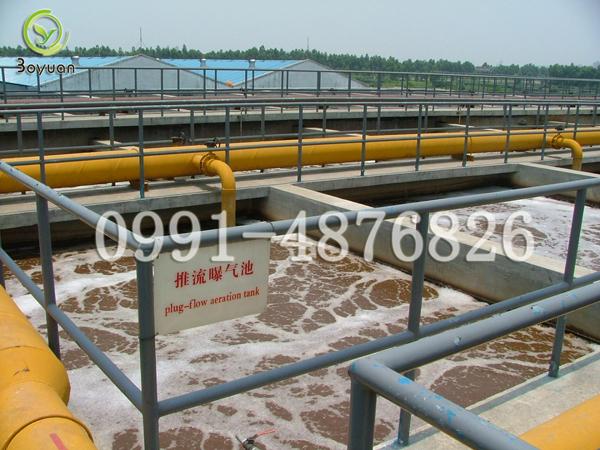伊利生物废水工程