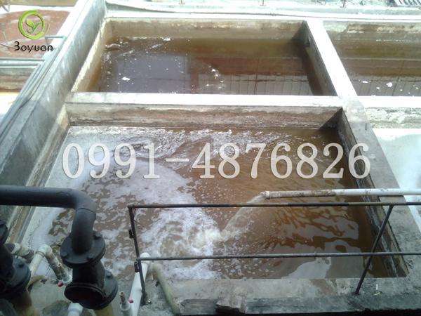 新疆造纸废水工程