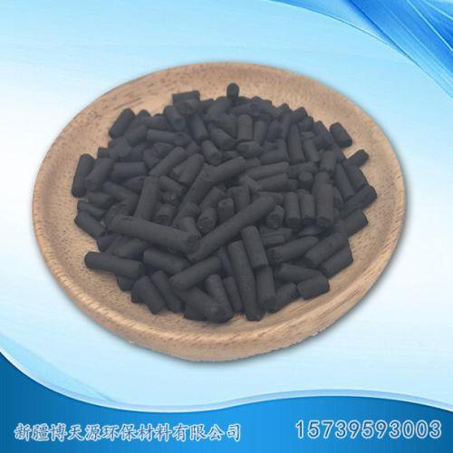 新疆煤质柱状活性炭
